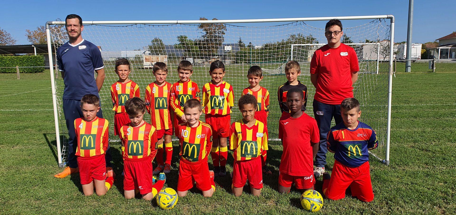 Équipe U9 mixte