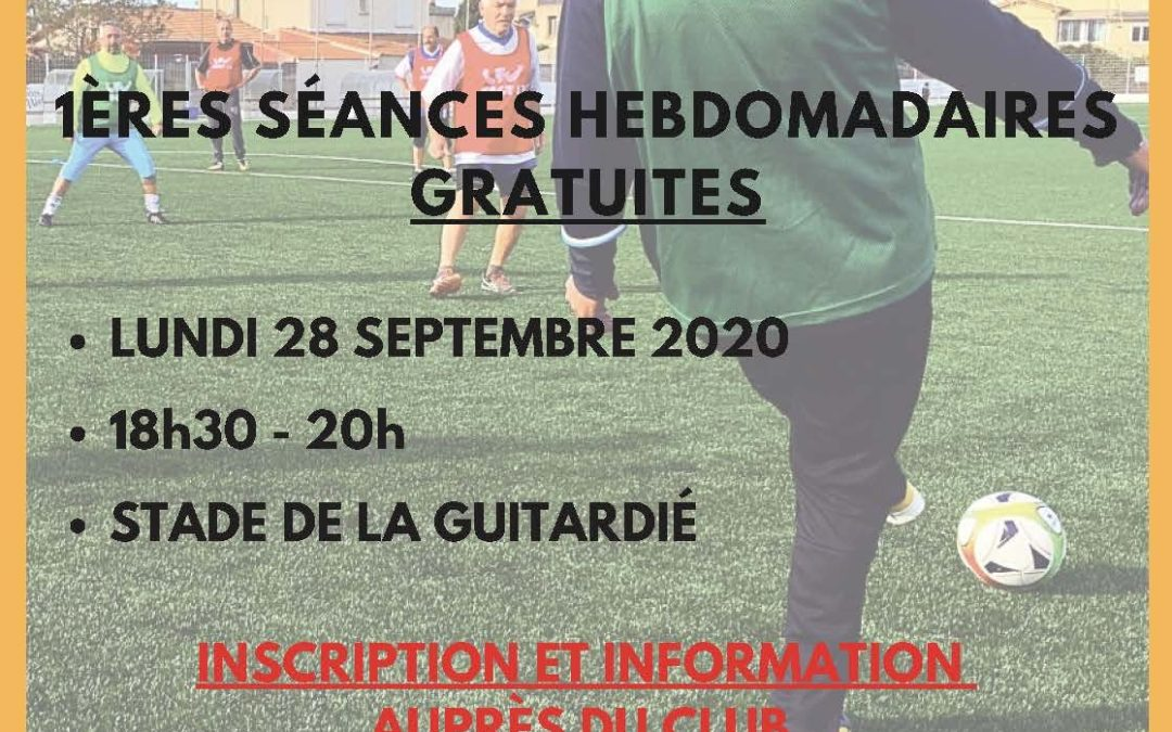 Lancement de la Section Football en Marchant