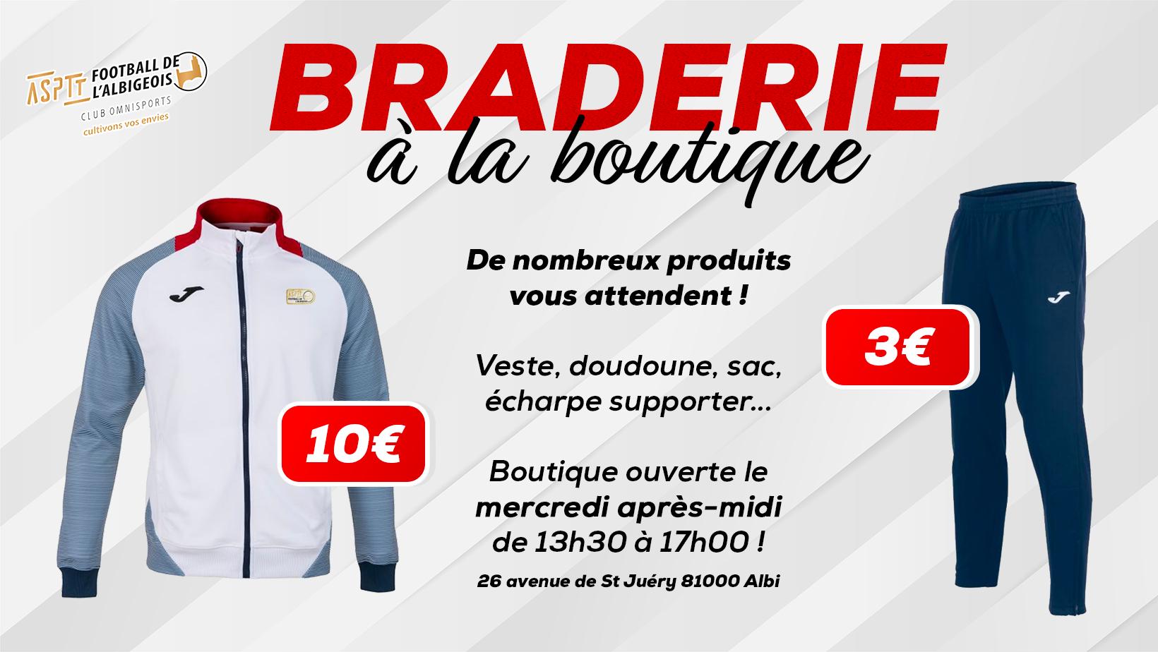 Braderie Boutique